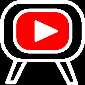テレビCMを見る アイコン